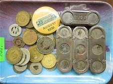 Vintage Tokens  Token Holders