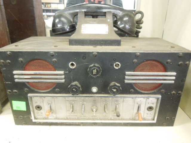 Union Inductive Train Communication System