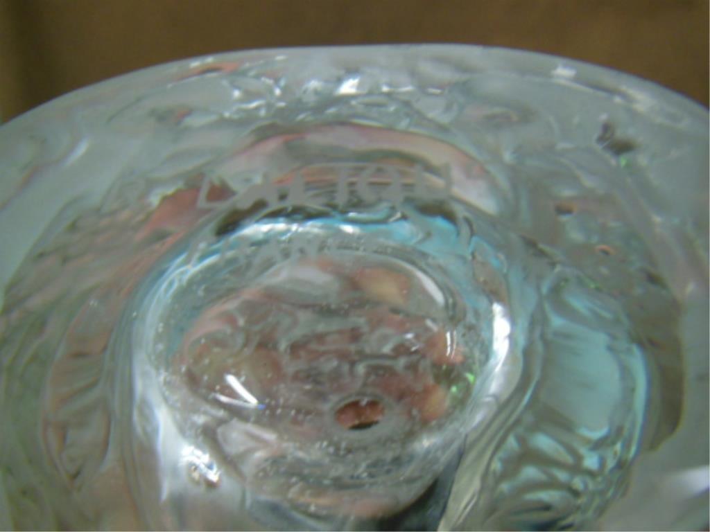 Lalique Perfume Bottle - 5