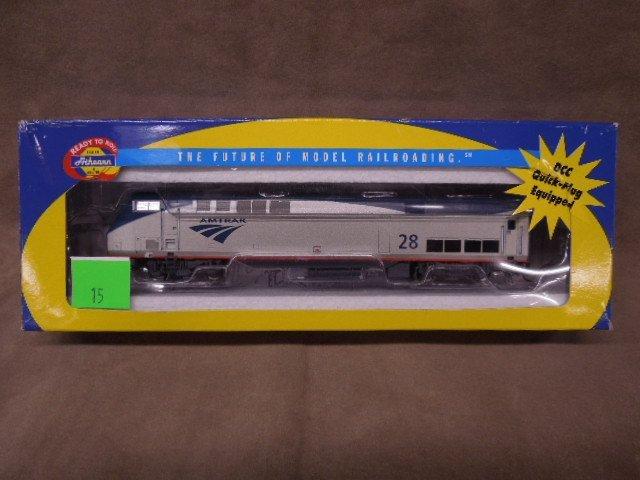 Athearn HO Scale Amtrak Locomotive