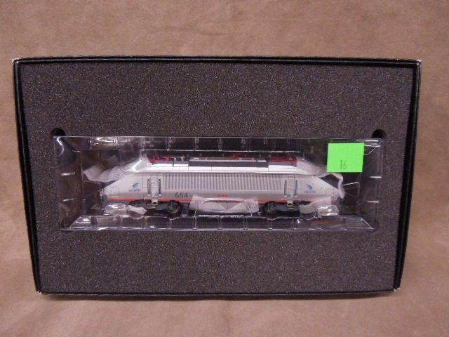 Spectrum HO Scale Acela Locomotive