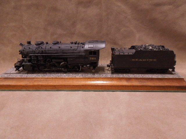 GEM Models HO Scale Locomotive & Tender