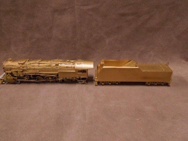 HO Scale Locomotive & Tender