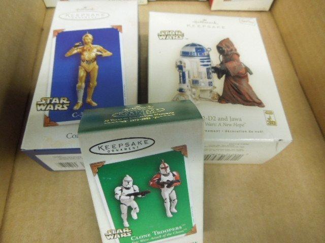 13 Hallmark Star Wars Christmas Ornaments - 5
