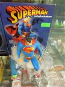 2006 Superman Porcelain Mini Statue