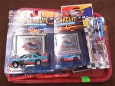 8- Hot Wheels & Other car Sets