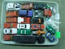 Lot Corgi Hot Wheels  other cars and trucks
