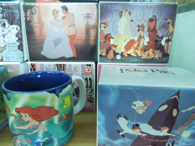 17 Disney Store Movie Coffee Mugs - 2