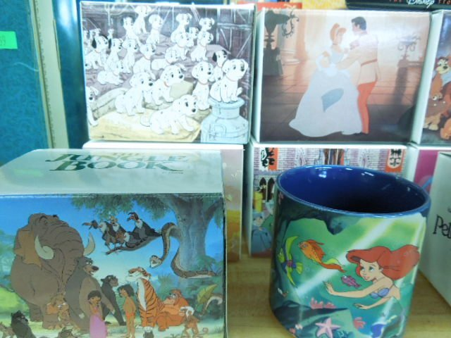 17 Disney Store Movie Coffee Mugs - 3