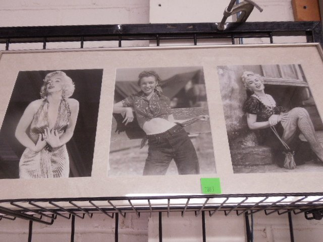 Framed 8 x 10 photos Marilyn Monroe