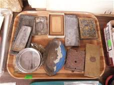 Vintage metal ware collectibles