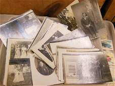 50 Early 20th c Nebraska photo postcards