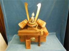 Replica Japanese Samurai Kabuto Helmet