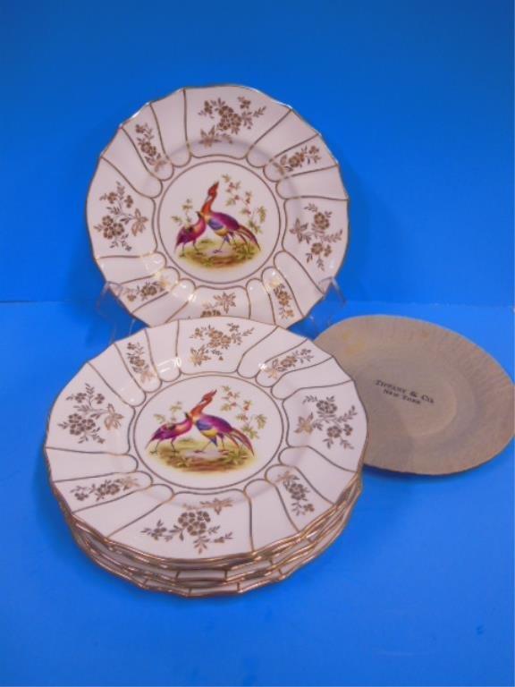Spode Copeland China Y6697 Pattern Plates