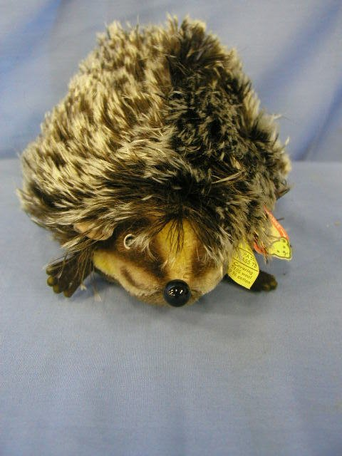 "1020: Steiff animal, hedgehog ""Joggi"""