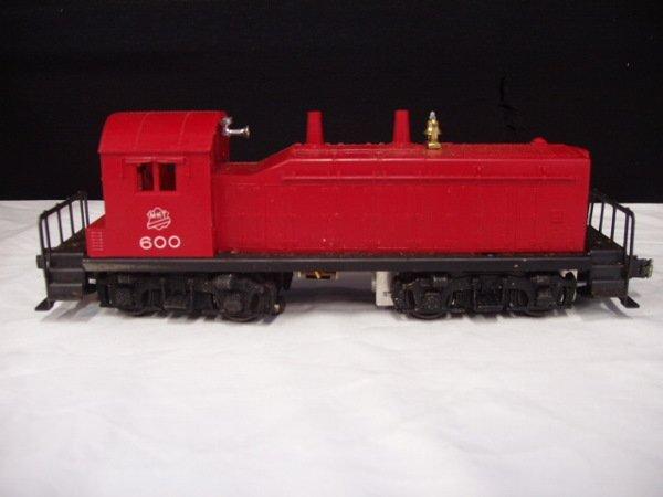 1051: Lionel postwar  -  #1955 Outfit 4 piece train set - 3
