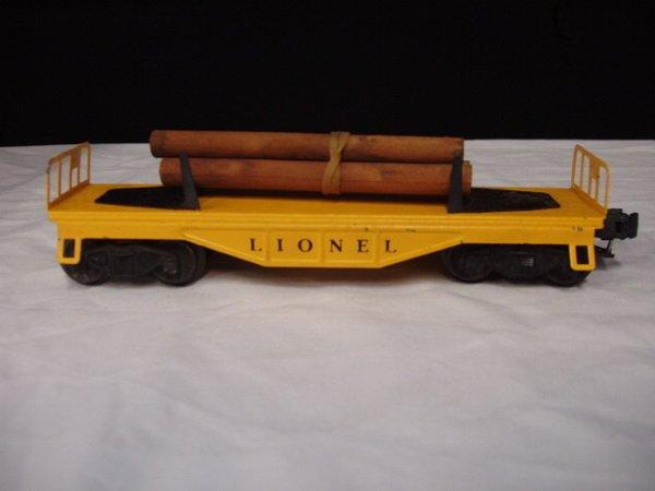 1051: Lionel postwar  -  #1955 Outfit 4 piece train set - 7