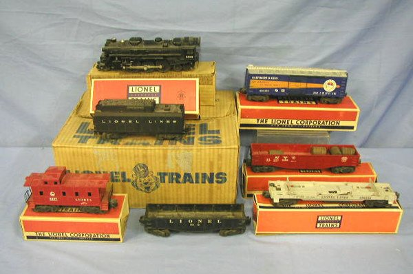 1053: Lionel  postwar freight train set
