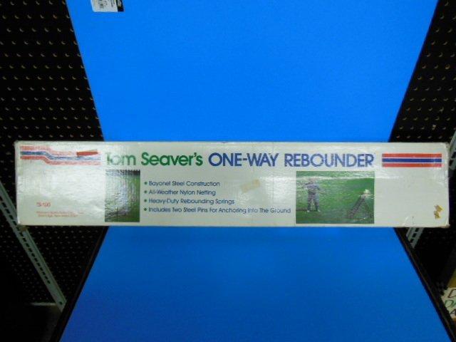 Vintage Tom Seaver one way rebounder