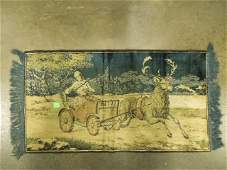 Early 20th c. Scenic Design Tapestry