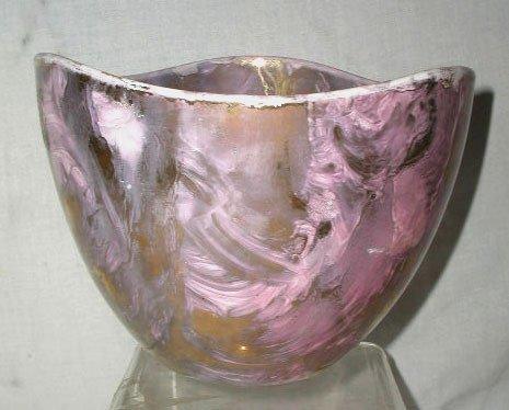 4003: Sascha Brastoff pottery vase