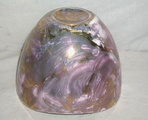 4003: Sascha Brastoff pottery vase - 3
