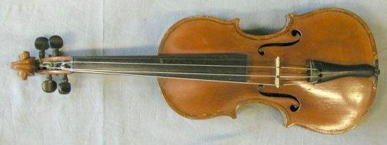 66: child's size violin
