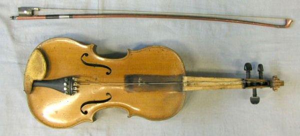 72: German Violin of the Voigtland school