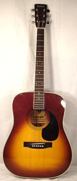148: Hohner acoustic guitar