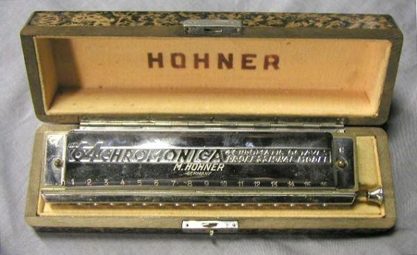 "290B: Hohner ""64 Chromonica"""