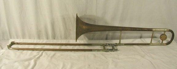 362: Conn brass slide trombone model 26H