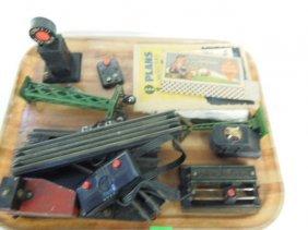 Assorted Lionel Train Track Accessories