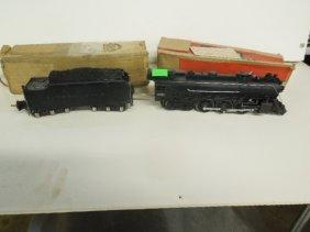 Lionel 226 E. Locomotive And Tender