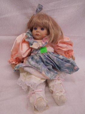 Marci Cohen Collection Porcelain Doll