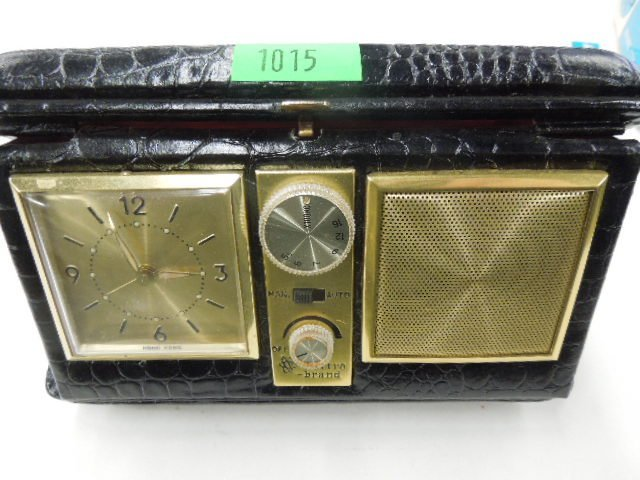 Electro Brand Solid State Radio Alarm - 3