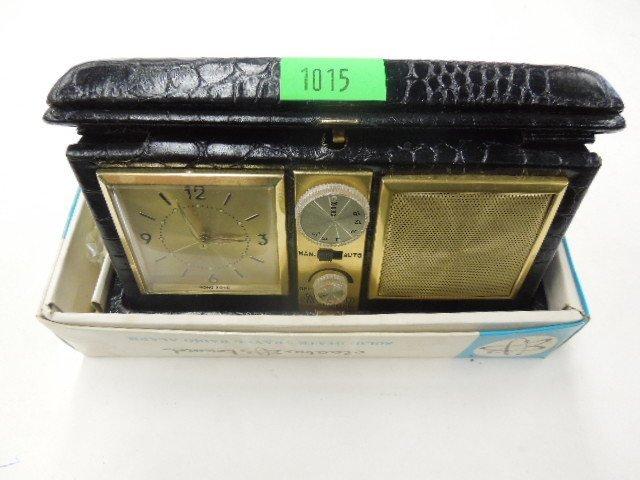 Electro Brand Solid State Radio Alarm - 7