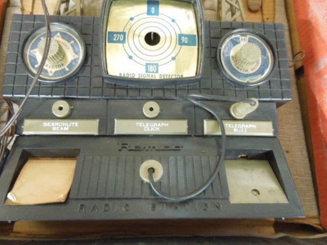 Remco Radio Station Play Set - 4
