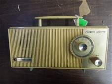 Channel Master Portable AM Radio
