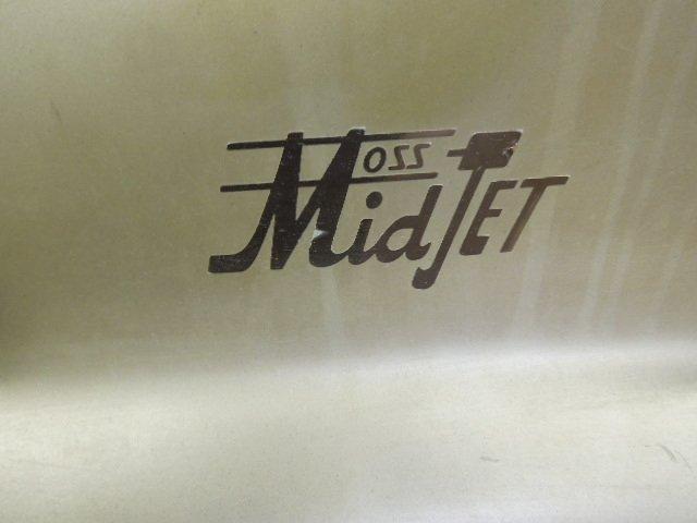 Vintage 1948 Moss-Mid Jet 1/4 Midget Racer - 2