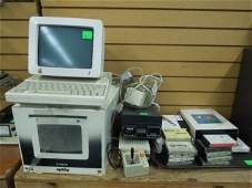 Apple II C Computer and Software