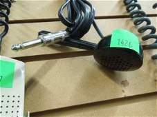 Vintage hand Held Microphone