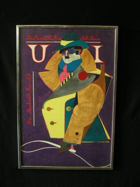 3022: Robert Linder Poster