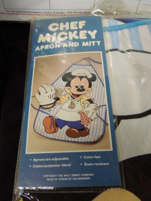 Gourmet Mickey & Other Kitchen Items - 3