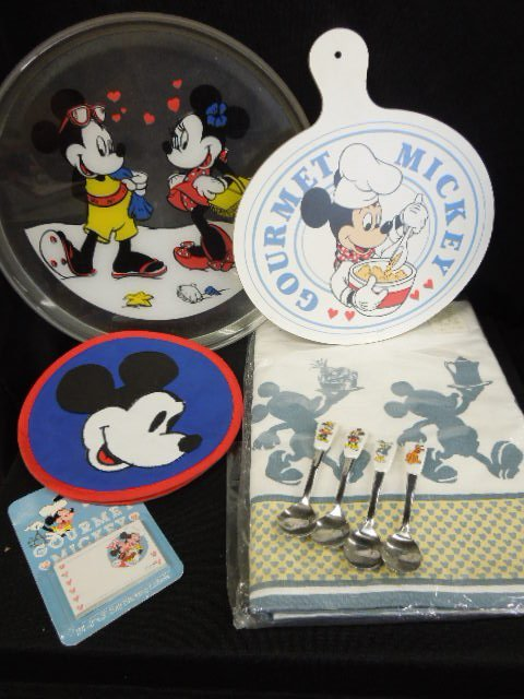 Gourmet Mickey & Other Kitchen Items - 5