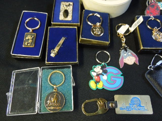 Lot Disney Keychains and Other - 3