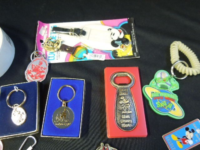 Lot Disney Keychains and Other - 4