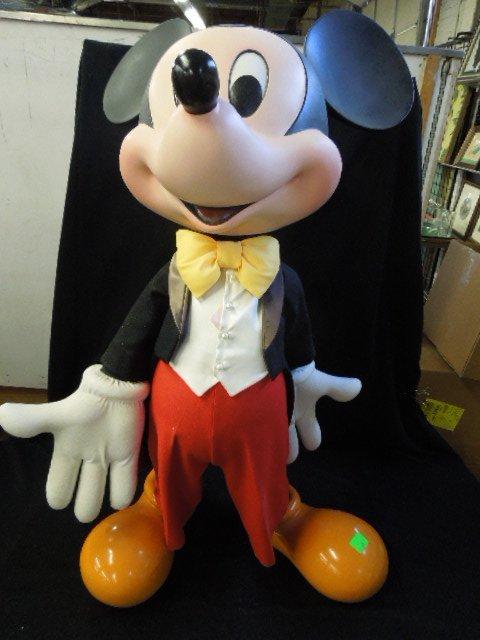Rare Original Disney Store MM Display