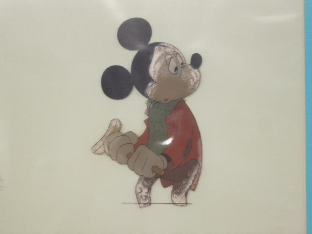 Original Disney Movie Film Cel - 2