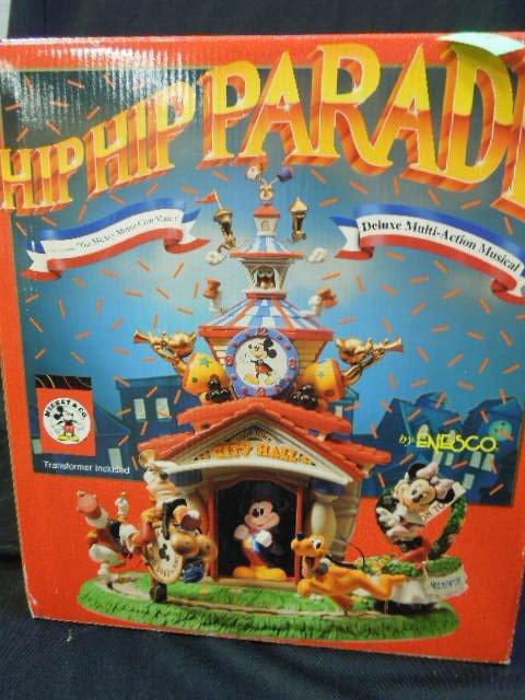 Hip Hip Parade Musical Carousel