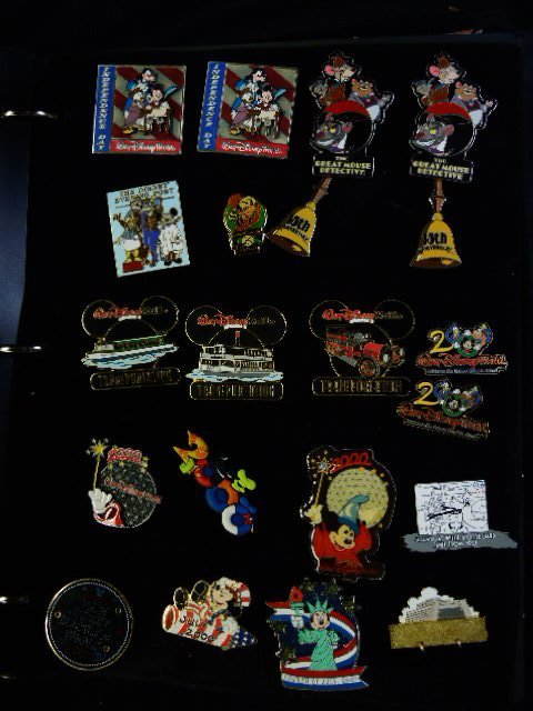 80+ Official Disney Pins